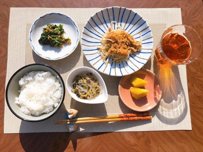 メディカルフードサービス 豚肉のサムジャン炒め7