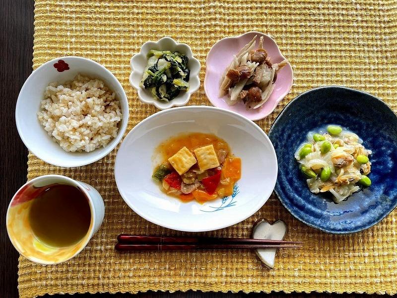 まごころケア食 家常豆腐弁当9