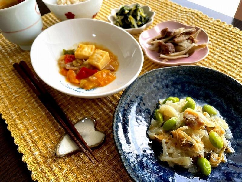 まごころケア食 家常豆腐弁当20