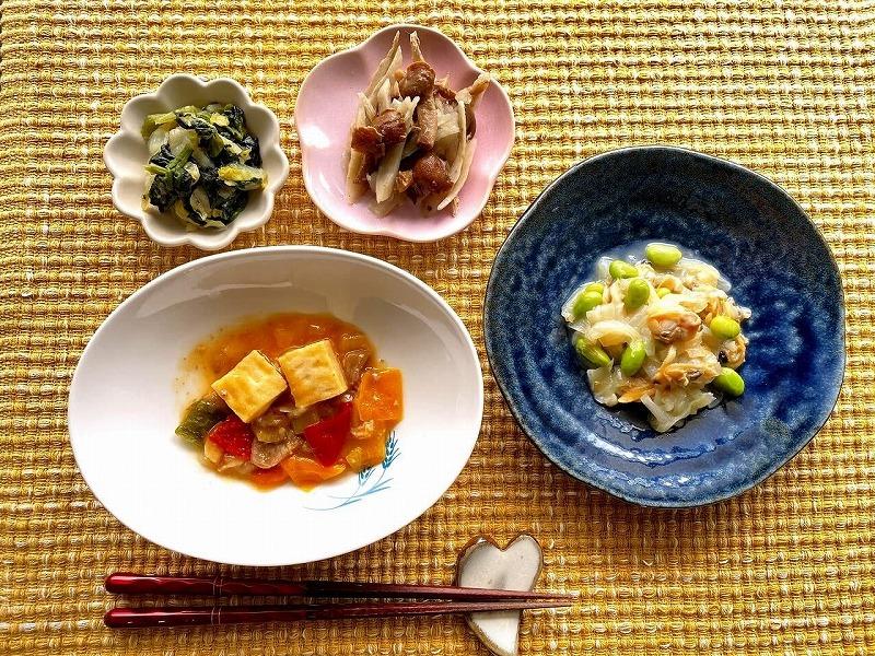 まごころケア食 家常豆腐弁当24