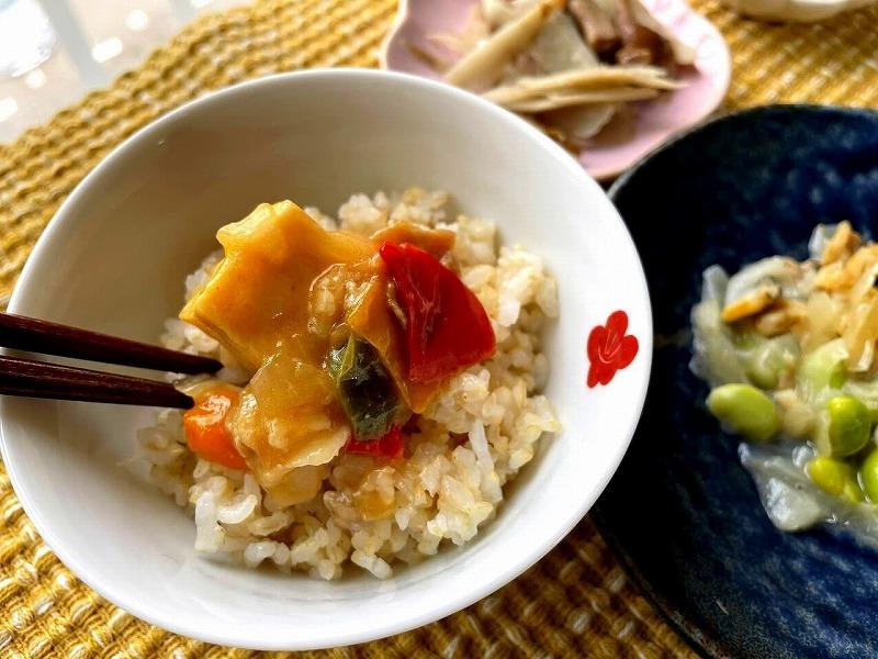 まごころケア食 家常豆腐弁当26