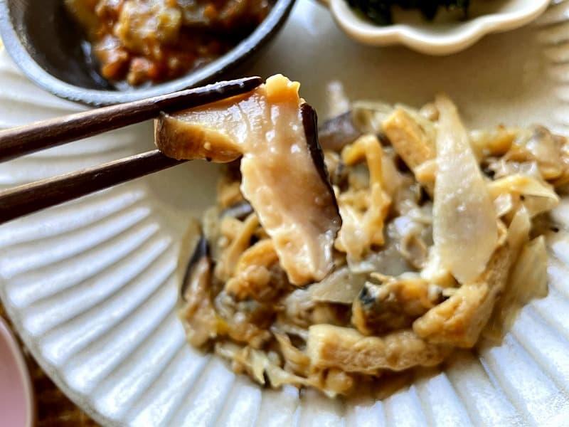 まごころケア食あさり深川煮弁当10