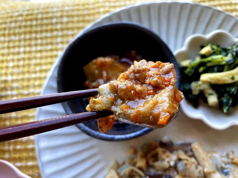 まごころケア食あさり深川煮弁当17