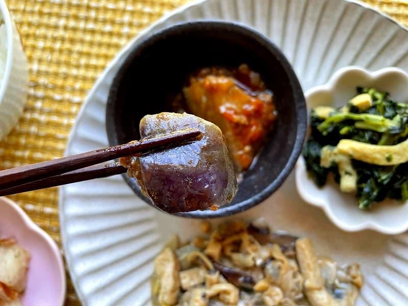 まごころケア食あさり深川煮弁当19