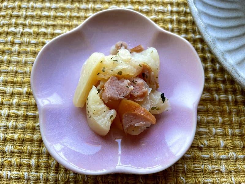 まごころケア食あさり深川煮弁当24