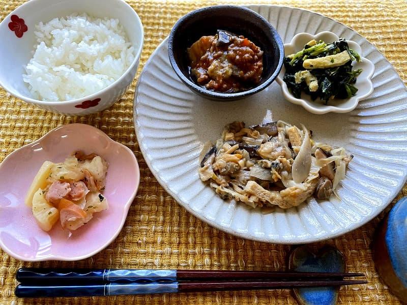 まごころケア食あさり深川煮弁当7
