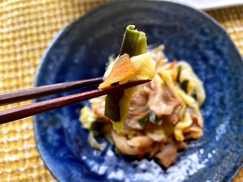 まごころケア食豚肉のジンギスカン風弁当12