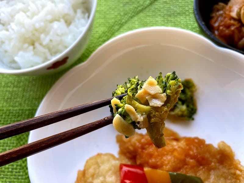 ナッシュnash白身魚の甘酢ソース02
