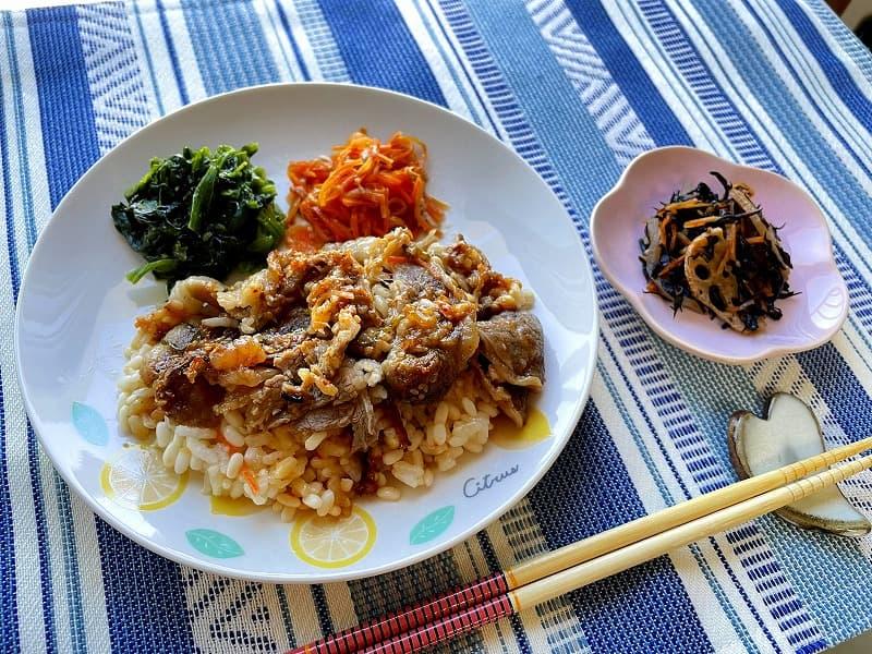 ナッシュnashスタミナ肉飯10